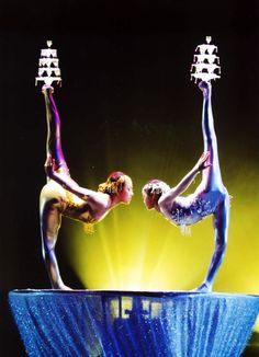 SummerDiscovery Students, prepare to be amazed at the Acrobat Show in #Shanghai!