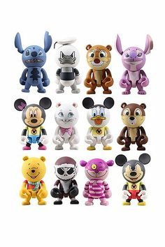 Disney-Überraschungsschachtel Serie 2