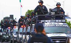 Aseguran armas y auto en Pungarabatito, Guerrero