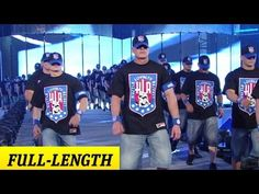 John Cena's 25th Anniversary of WrestleMania Entrance - YouTube