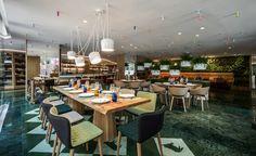 EstudiHac diseña el nuevo Cheese Bar de Poncelet en Barcelona.