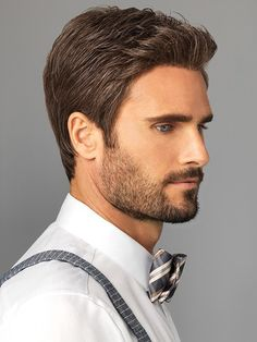 short mens hairstyles with beard that look handsome. Best Short Haircuts, Popular Haircuts, Cool Haircuts, Haircuts For Men, Cool Hairstyles, Medium Haircuts, Men's Haircuts, Hairstyle Men, Casual Hairstyles