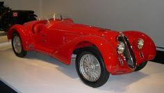 Alfa Romeo 8C is listed (or ranked) 7 on the list Full List of Alfa Romeo Models
