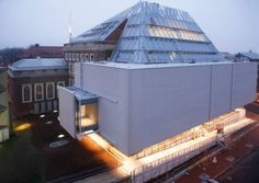 HARVARD ART MUSEUMS EXPANSION BY RENZO PIANO OPEN IN NOVEMBER