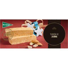 Turron de Jijona, soft almond nougat   Spanish Nougat, Marzipan and Sweets   Christmas Treats from Spain - SPANISH SHOP ONLINE   Spain @ your fingertips