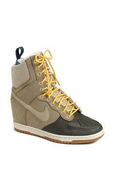 Nike 'Dunk Super Sky Hi' Sneaker Boot (Women) available at #Nordstrom