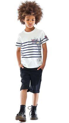 Junior Gaultier Illos T-shirt
