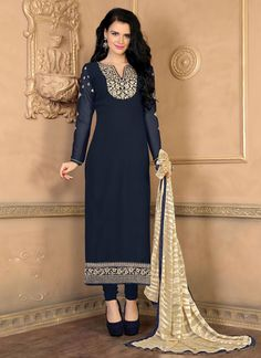 http://www.sareesaga.com/index.php?route=product/product&product_id=24449 Work:Embroidered Resham Work LaceStyle:Churidar Suit Shipping Time:10 to 12 DaysOccasion:Party Festival Fabric:GeorgetteColour:Blue For Inquiry Or Any Query Related To Product, Contact :- +91-9825192886, +91-7405449283