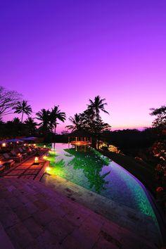 アマンダリ | AMANDARI WEDDING - EARTH COLORS #Bali  #wedding  #sunnet #amandari #アマンダリ #夕日 #きれいだな
