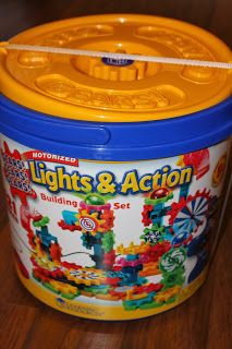 Learning Resources Gears! Gears! Gears!® Lights & Action Building Set Review and #Giveaway! - Viva Veltoro
