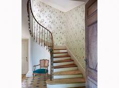 Idee Papier Peint Cage Escalier