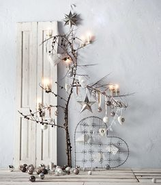 #Christmas branches...in a perfect swedish style!