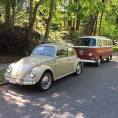 Old friends.  #LaneRussellVW #VintageVW #Volkswagen #aircooled #aircooledvw…