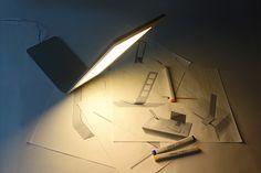 Lean, Leaning Lighting | Yanko Design