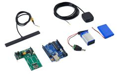 Tracking a vehicle has never been easier with just a few components and a little knowhow