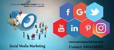Social Media Marketing is a form of online marketing that brings social networking websites into service as a marketing tool. www.sunraisesolutions.com Contact: 9494348232 #smm #smo #seo #sem #digitalmarketing