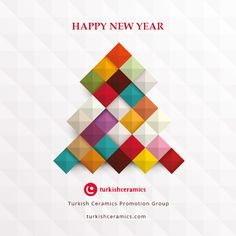 Turkish Ceramics wishes you a wonderful new year! May the New Year bring you happiness, peace and prosperity.