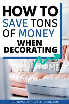 Are you a DIY and dollar store decor addict? You'll love this secret to save a ton of money while de