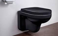 Bildresultat för lyxiga svarta toalettstolar
