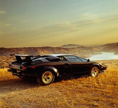 Lamborghini Countach - Classic Driving Moccasins www.ventososhoes.com FREE SHIPPING & RETURNS