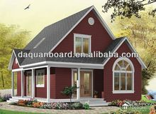 Prefab Houses, Prefab Houses direct from Wuhan Daquan Energy Saving Board Co., Ltd. in China (Mainland)