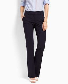 Ann Taylor Petite Signature All-Season Stretch Trousers on shopstyle.com