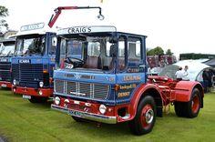 AEC Mandator | by Carricklad Ashok Leyland, Old Lorries, Old Wagons, Volvo Trucks, Classic Motors, Vintage Trucks, Commercial Vehicle, Classic Trucks, Custom Trucks