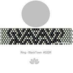 peyote ring patternPDF-Download 022R beaded ring pattern