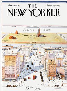 Saul Steinberg - Fondation Henri Cartier-Bresson