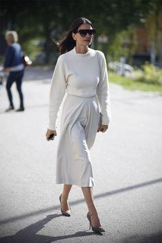 Habitually Chic®  » Chic Style Crush: Leila Yavari