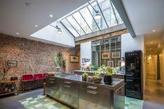 Appartement dans un ancien garage à Amsterdam par Dorien Knegt - Journal du Design