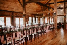 #petalswithstyle  wedding reception with long tables