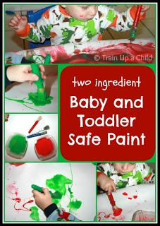 Sticky Table Art - Art for Young Toddlers ~ Learn Play Imagine