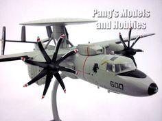 Northrop Grumman E-2 Hawkeye 1/72 Scale Diecast Metal Model by Air Force 1