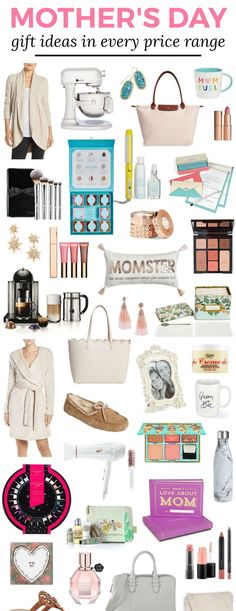The best Mother's Day gift ideas in every price range   gifts that she'll love under $100, under $50, and under $25   gift ideas for women, best gifts for women
