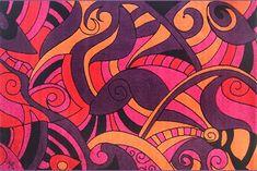 JYG Vloerkleed - Tapijt India 160x230 - Rood - Oranje