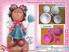 yakiarts Foam Crafts, Sculpting, Clay, Dolls, Crochet, Christmas, Handmade, 3d, Toddler Girls