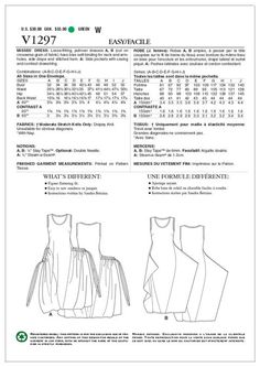 Misses' Dress-All Sizes in One Envelope Pattern