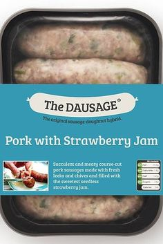 """Someone Has Created A Jam-Filled Sausage Called """"The Dausage"""" - BuzzFeed News"""