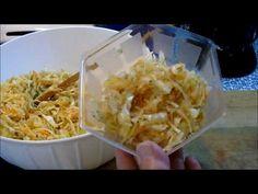 Zelný salát poradila paní Jaroslava - YouTube Panama, Grains, Rice, Youtube, Food, Youtubers, Meals, Laughter, Jim Rice