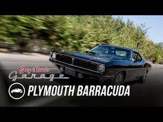 Richard Carpenter's 1970 Plymouth Barracuda - Jay Leno's Garage - YouTube