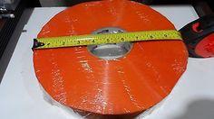 "Case of 6 Rolls) 2""x 1000 yds Orange Tape Hot Melt Shurtape HP 200 (48mm x 914m) | Business & Industrial, Packing & Shipping, Packing Tape & Dispensers | eBay!"