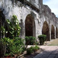 Explore San Juan de Ulúa, a fortress built in 1535 by the Spanish Empire and a historic monument today #Veracruz
