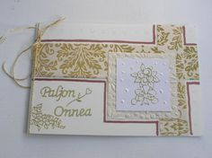 Kortti #51 / Greeting card by Miss Piggy