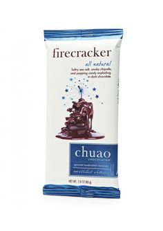 Firecracker bar  So delicious in my mouth! :)