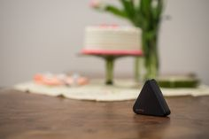 Nima is a new allergen sensor that will allow you to test your food for gluten in 2 minutes or less. Get on the waitlist for Fall 2015! #glutenfree