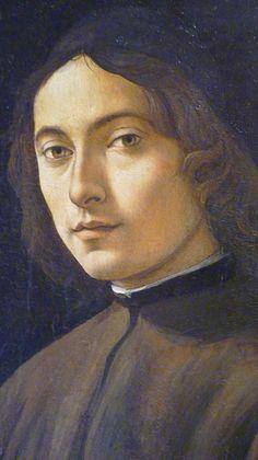 Raffaellino del Garbo, Portrait of a Young Man,  1495, Staatliche Museen, Berlin