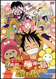 Daftar Film One Piece The Movie Terbaru Lengkap Japan Anime