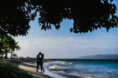 Destination Wedding at Gran Bahia Principe Cayo Levantado, Bacardi Island, by Jon Mold - Full Post: http://www.brideswithoutborders.com/inspiration/tropical-island-wedding-in-the-dominican-republic-by-jon-mold
