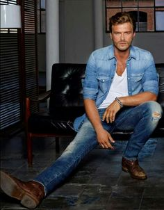 Kivanc Tatlitug - pronounced KEEvaunsh TATlitug.///Watch Kurt Seyit and Shura on Netflix or Cesur ve Guzel.  Subtitled in English, or several other languages. English translation on Kurt Seyit and Shura is really good. English translation on Cesur and Guzel is not the best.  But you can still get what is going on and it is interesting. You will never tire of watching this man. RH
